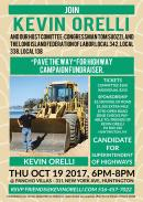 Pave the way for highway campaign fundraiser