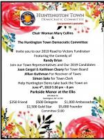 Huntington Town Democratic Committee Road to Victory Fundraiser