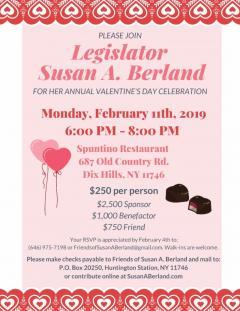 Berland Fundraiser