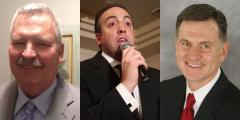 Huntington Town Board Candidates Barrett, Dujmic and Nitkewicz