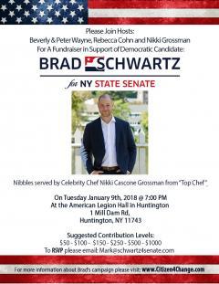 Schwartz for State Senate