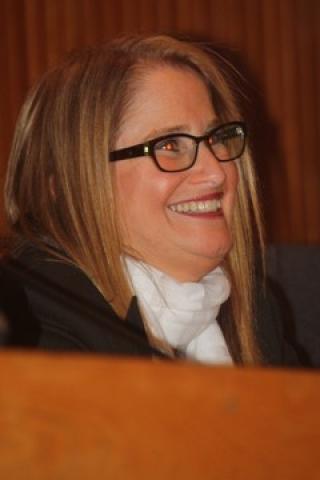 Huntington Town Councilwoman Susan Berland. File photo by Rohma Abbas