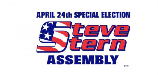 Steve Stern NY AD 10!!